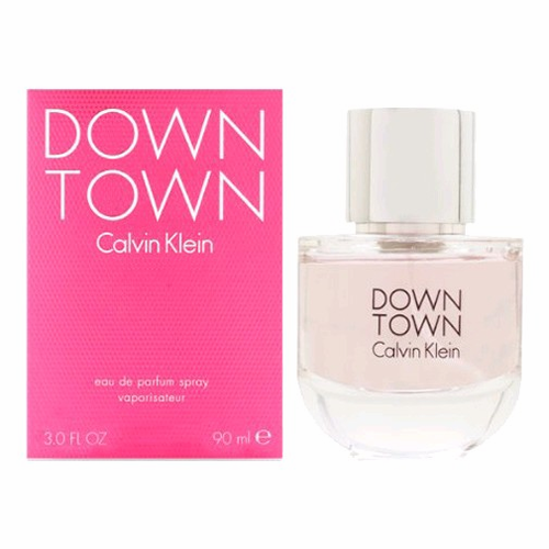 Downtown by Calvin Klein, 3 oz Eau De Parfum Spray for Women