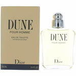 Dune Pour Homme by Christian Dior, 3.4 oz Eau De Toilette Spray for men