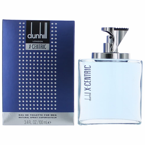 Dunhill X-Centric by Alfred Dunhill, 3.4 oz Eau De Toilette Spray for Men (Xcentric)