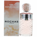 Eau Sensuelle by Rochas, 3.4 oz Eau De Toilette Spray for Women
