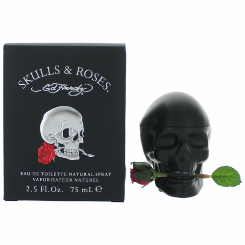 Ed Hardy Skulls And Roses Fragrances: Ed Hardy Skulls & Roses - FREE Shipping For Orders Over $59