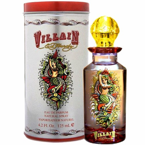 Ed Hardy Perfume For Women By Christian Audigier: Ed Hardy Villain Perfume For Women By Christian Audigier