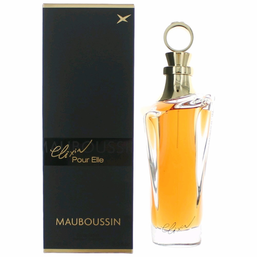Elixir Pour Elle by Mauboussin, 3.3 oz Eau De Parfum Spray for Women