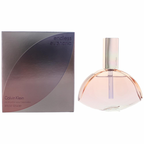 Endless Euphoria by Calvin Klein, 4 oz Eau De Parfum Spray for Women