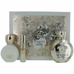 Eros Pour Femme by Versace, 3 Piece Gift Set for Women