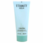 Eternity Aqua by Calvin Klein, 6.7 oz Hydrating Body Lotion for Women