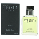 Eternity by Calvin Klein, 3.4 oz After Shave Splash for Men
