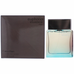 Euphoria Essence by Calvin Klein, 3.4 oz Eau De Toilette Spray for Men
