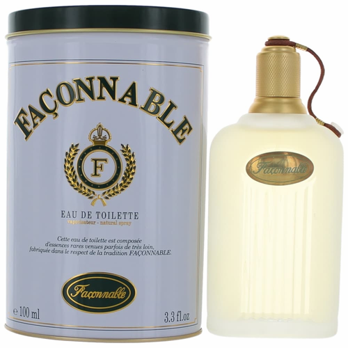 Faconnable by Faconnable, 3.3 oz Eau De Toilette Spray for Men