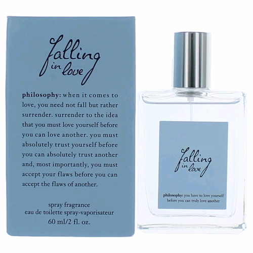 Falling in Love by Philosophy, 2 oz Eau De Toilette Spray for Women