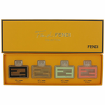 Fan Di Fendi by Fendi, 4 Piece Mini Variety Set for Women