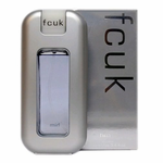 FCUK by French Connection, 3.4 oz Eau De Toilette Spray for Men (F.C.U.K)