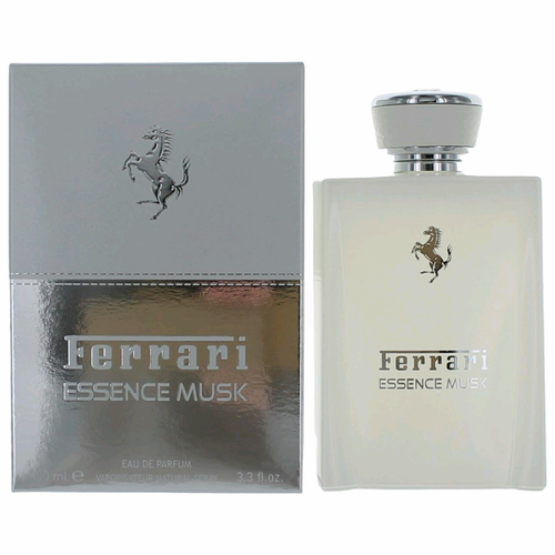 Ferrari Essence Musk by Ferrari, 3.3 oz Eau De Parfum Spray for Men