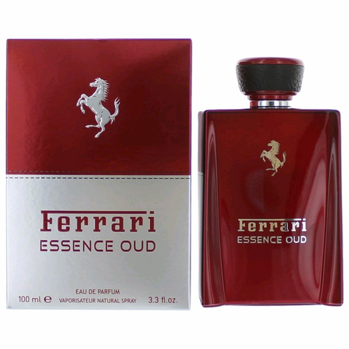 Ferrari Essence Oud by Ferrari, 3.3 oz Eau De Parfum Spray for Men