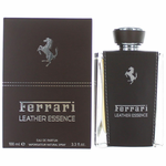 Ferrari Leather Essence by Ferrari, 3.3 oz Eau De Parfum Spray for Men