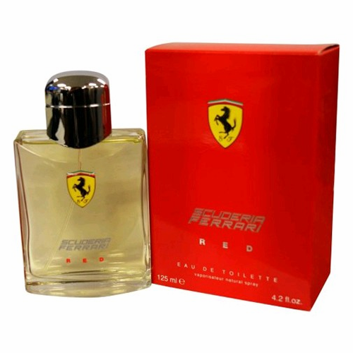 Ferrari Red by Scuderia Ferrari, 4.2 oz Eau De Toilette Spray for Men