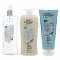 Fresh White Musk by Body Fantasies, 3 Piece Set for Women