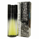 Fujiyama Black Label by Parfums Fujiyama, 3.3 oz Eau De Toilette Spray for Men