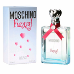 Funny! by Moschino, 3.4 oz Eau De Toilette Spray for women Funny