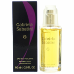 Gabriela Sabatini by Gabriela Sabatini, 2 oz Eau De Toilette Spray for Women