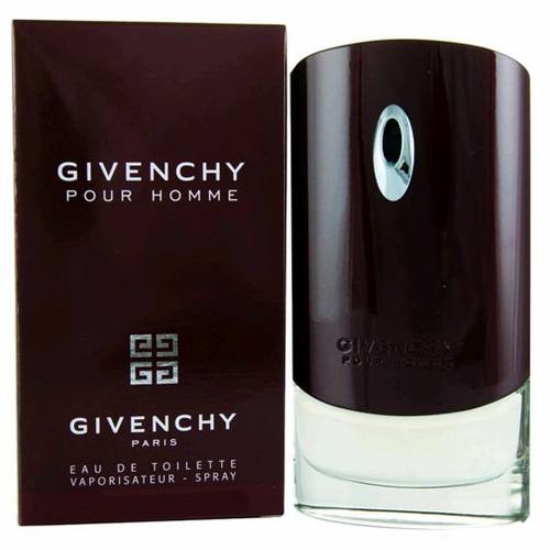 Givenchy Pour Homme by Givenchy, 3.4 oz Eau De Toilette Spray for men