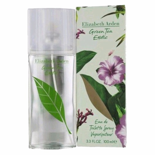 Green Tea Exotic by Elizabeth Arden, 3.3 oz Eau De Toilette Spray for Women