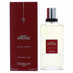 Habit Rouge by Guerlain, 3.4 oz Eau De Toilette Spray for men