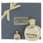 Halston Man Amber by Halston, 2 Piece Gift Set for Men
