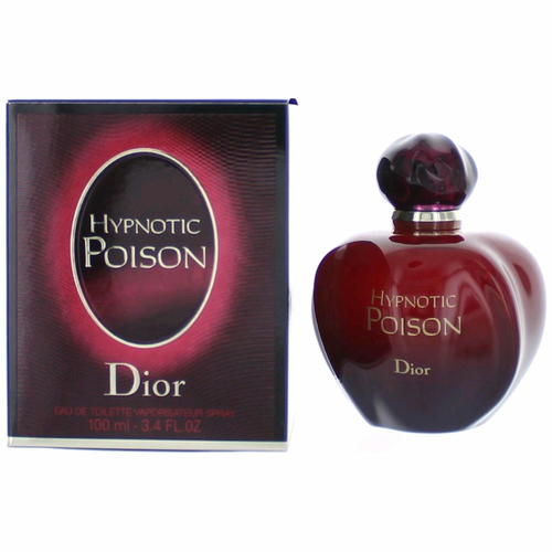 Hypnotic Poison by Christian Dior, 3.4 oz Eau De Toilette Spray for Women