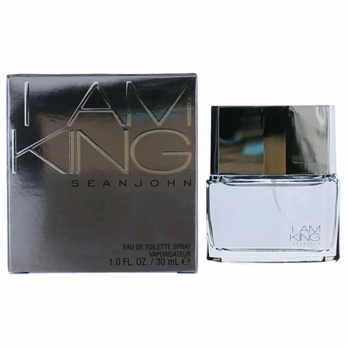 I Am King By Sean John, 1 oz Eau De Toilette Spray for Men