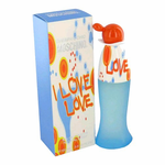 I Love Love Cheap & Chic by Moschino, 3.4 oz Eau De Toilette Spray for Women