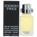 Iceberg Twice by Iceberg, 2.5 oz Eau De Toilette Spray for men