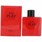 In Play by Estelle Ewen, 3.4 oz Eau De Toilette Spray for Men