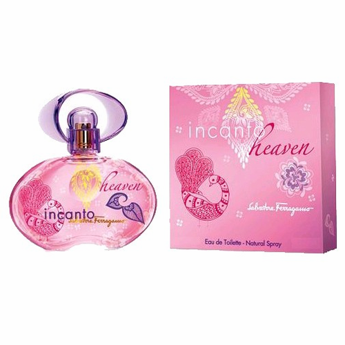 Incanto Heaven by Salvatore Ferragamo, 3.4 oz Eau De Toilette Spray for women