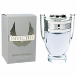 Invictus by Paco Rabanne, 3.4 oz Eau De Toilette Spray for Men