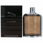 Jaguar Classic Amber by Jaguar, 3.4 oz Eau De Toilette Spray for Men