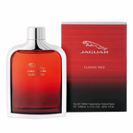 Jaguar Classic Red by Jaguar, 3.4 oz Eau De Toilette Spray for Men