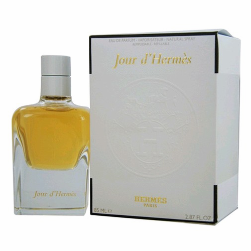 Jour D'Hermes by Hermes, 2.87 oz Refillable Eau De Parfum Spray for Women
