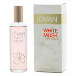 Jovan White Musk by Coty, 3.2 oz Cologne Spray for Women
