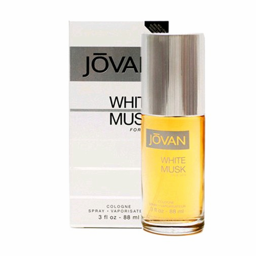 Jovan White Musk by Coty, 3 oz Cologne Spray for Men