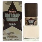 Kanon Boot Camp Warrior Desert Soldier by Kanon, 3.4 oz Eau De Toilette Spray for Men