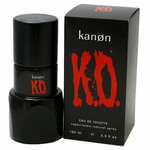 Kanon KO by Kanon, 3.4 oz Eau De Toilette Spray for Men