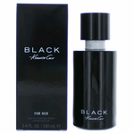 Kenneth Cole Black by Kenneth Cole, 3.4 oz Eau De Parfum Spray for Women
