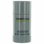 Kenneth Cole Reaction by Kenneth Cole, 2.6 oz Alcohol Free Deodorant for Men