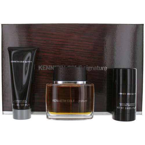 Kenneth Cole Signature by Kenneth Cole, 3 Piece Gift Set for Men