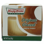 Krispy Kreme Scented Candle 2.75 oz Jar - Original Glazed