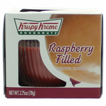 Krispy Kreme Scented Candle 2.75 oz Jar - Raspberry Filled