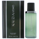 Krizia Uomo by Krizia, 3.3 oz Eau De Toilette Spray for Men New