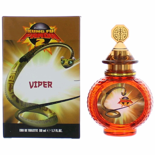 Kung Fu Panda 2 Viper by Marmol & Son, 1.7 oz Eau De Toilette Spray for Kids