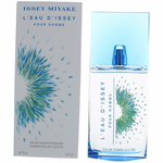 L'eau D'issey Pour Homme Summer 2016 by Issey Miyake, 4.2 oz Eau De Toilette Spray for Men